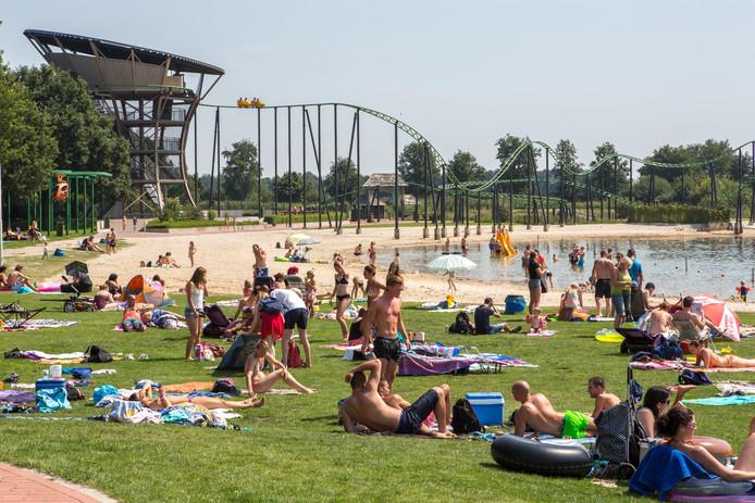 BillyBird Park Hemelrijk in Volkel, gemeente Uden.