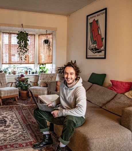 Met overbiedingen van 64.000 euro is het moedeloos zoeken op de Tilburgse woningmarkt: 'Echt bizar'