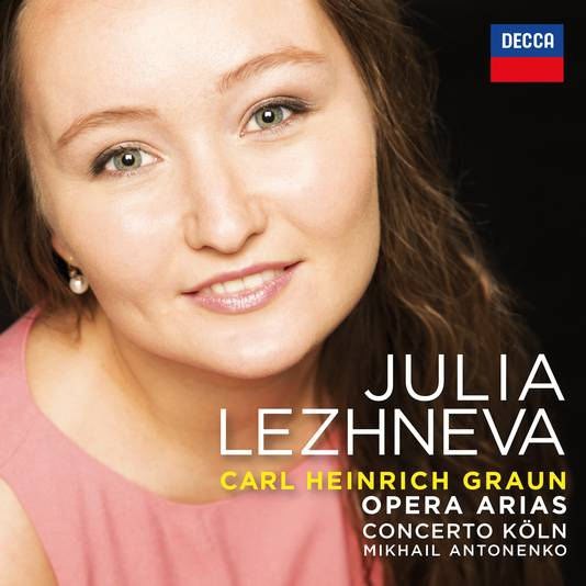 Julia Lezhneva.