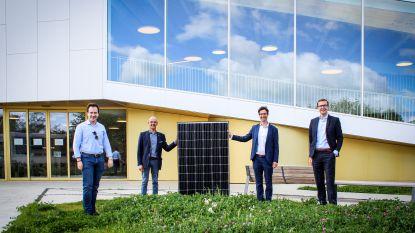Studie voor meer zonnepanelen op  openbare gebouwen in Staden