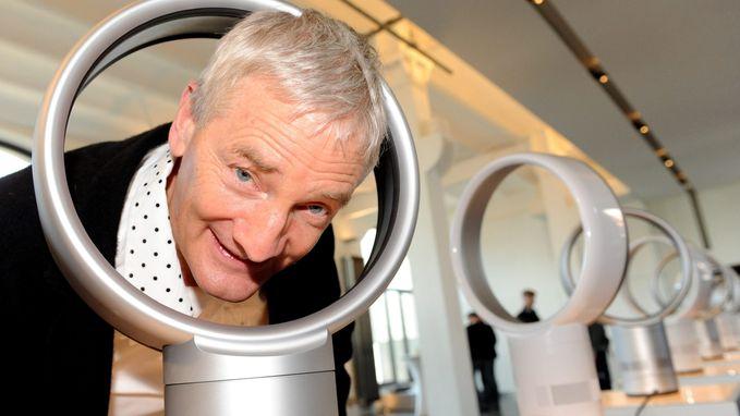 """Stofzuigerfabrikant Dyson maakt """"radicale en andere"""" elektrische auto's tegen 2020"""