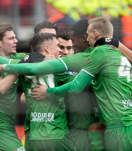 PEC Zwolle pakt kostbaar punt in Alkmaar