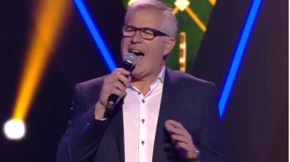 Crooner François speelt thuismatch tijdens 14de Lisp Kermis