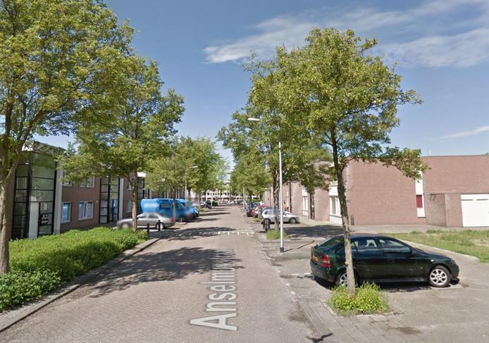 Anselmusstraat in Tilburg