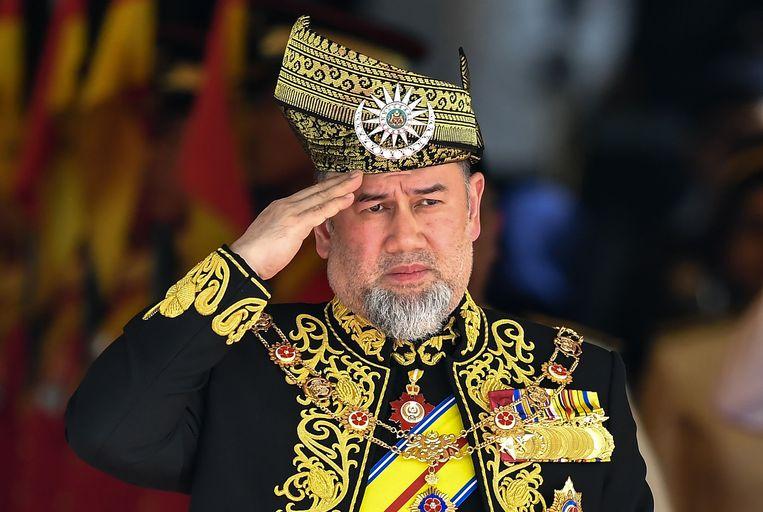 sultan Muhammad V van Kelantan