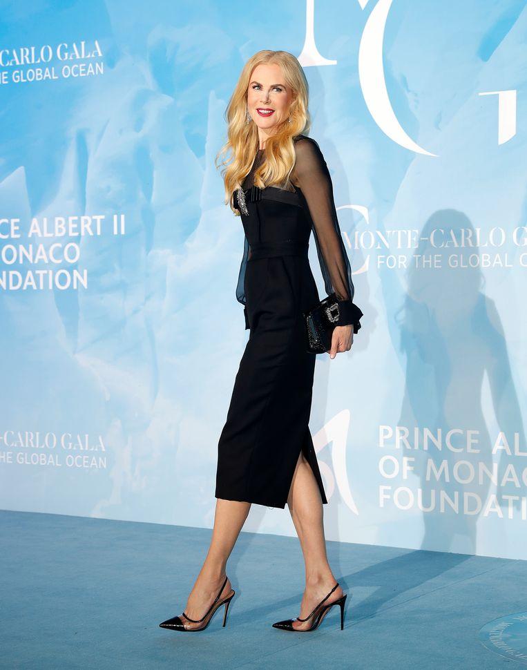 Ook Nicole Kidman was van de partij.