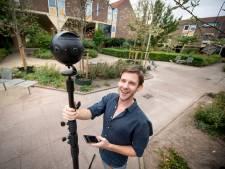 Met één klik de wereld van Wouter (35) uit Hengelo rond