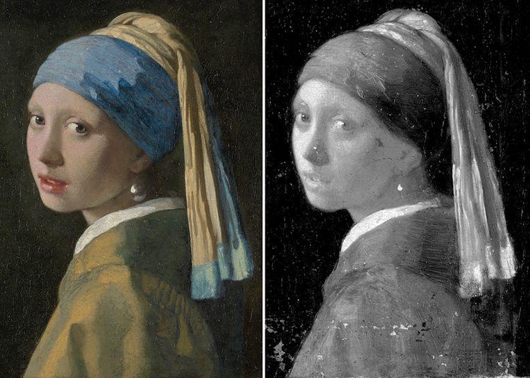 Meisje met de parel. Beeld Pieter Broeke003