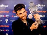 Songfestivalwinnaar Duncan wordt donderdag gehuldigd in Hellevoetsluis