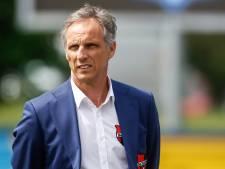 Coach Janssen na vier jaar weg bij De Treffers