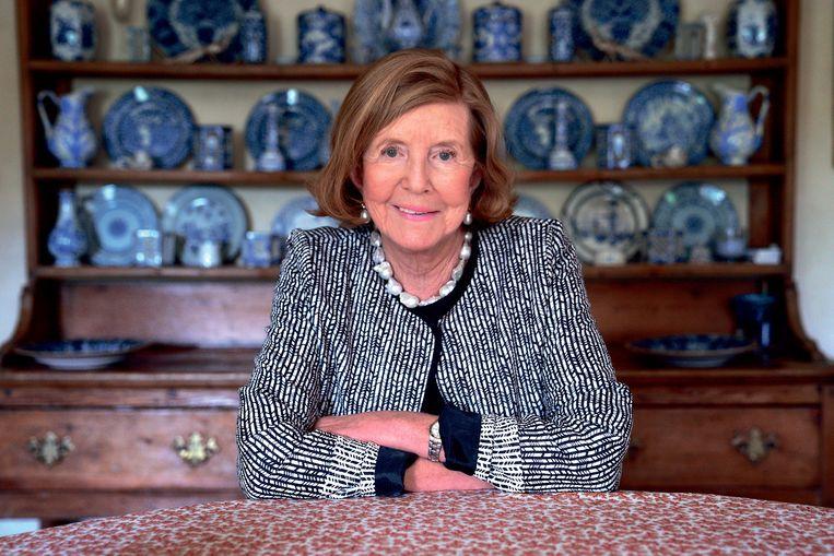 Anne Glenconner Beeld Hal Shinnie