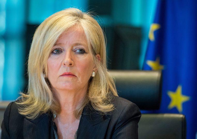 De Europese ombudsman Emily O'Reilly.
