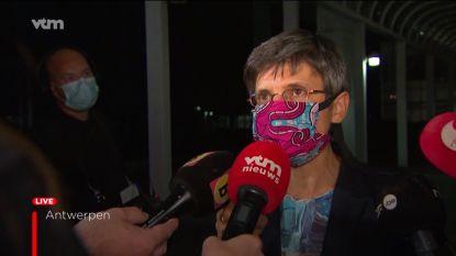 Portret van gouverneur Cathy Berx, die Antwerpen de avondklok oplegde: een gezondheidsfreak en een dossiervreter