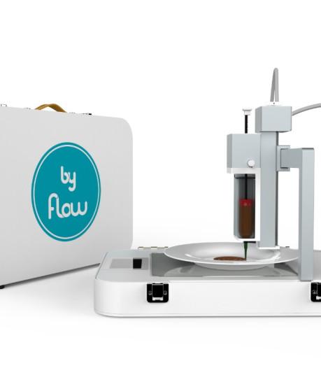 ByFlow uit Eindhoven laat voedselprinter assembleren bij VDL Apparatenbouw in Eersel