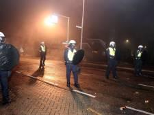 En weer ging het in Waardenburg mis: vijf man aangehouden