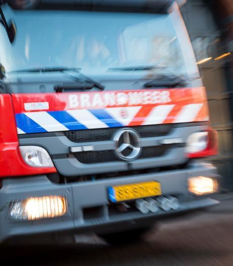 Gebouw in Zwijndrecht deels ontruimd vanwege rooklucht