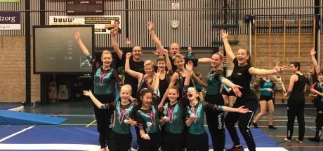 Team Fysion Nijverdal wint nationale springtitel