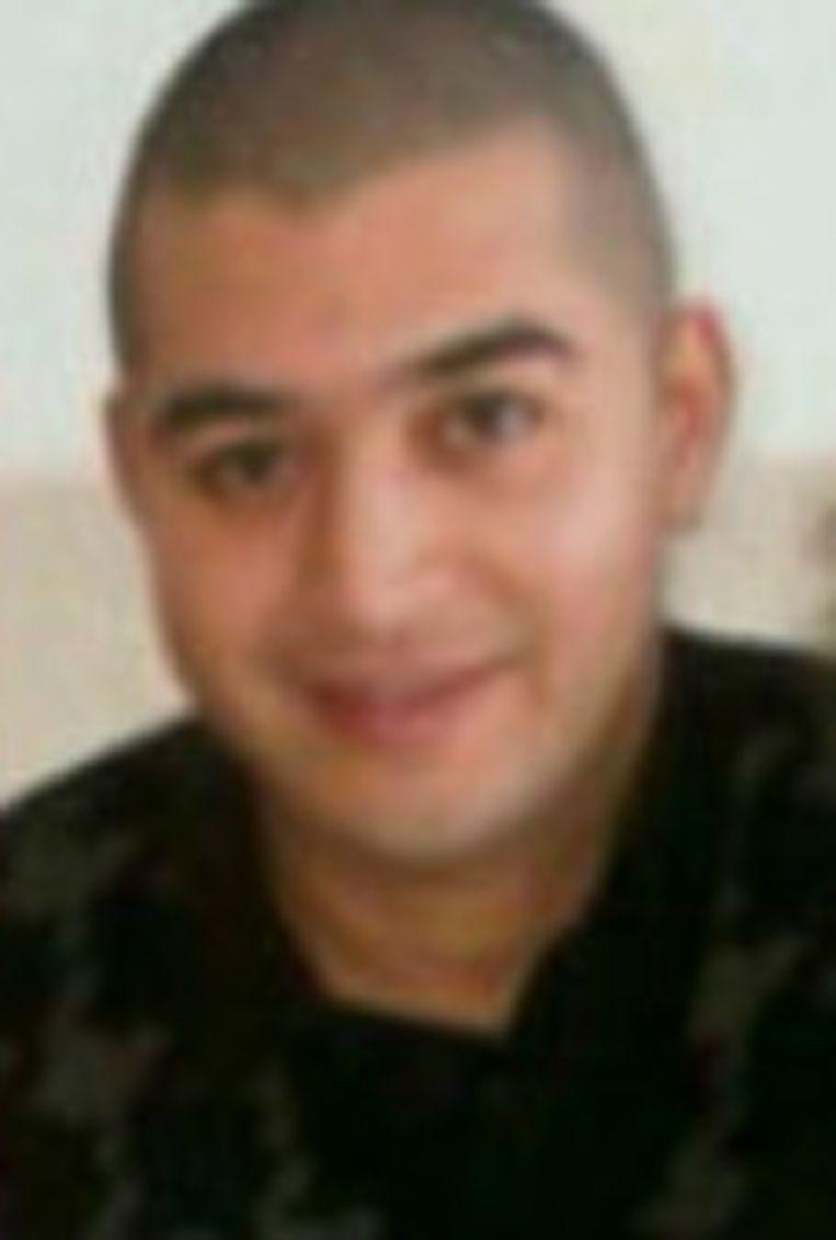 Slachtoffer Najib Bouhbouh.