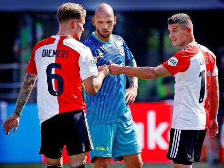 Nieuwkomers Linssen en Diemers liggen bij Feyenoord onder vergrootglas