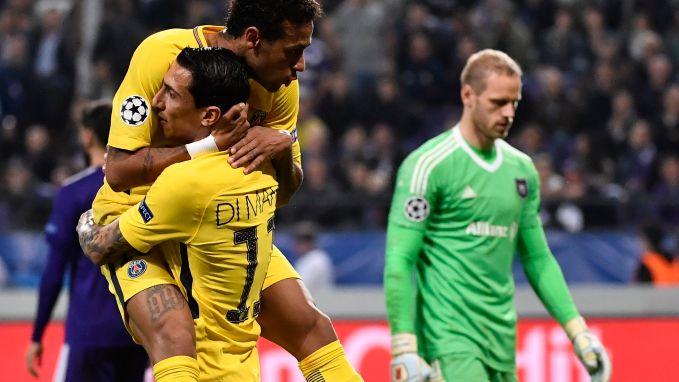 Anderlecht blijft na aangename pot voetbal met lege handen achter