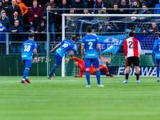 PEC incasseert mokerslag in strijd tegen degradatie na bliksemstart tegen Feyenoord