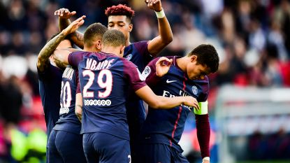 FT buitenland 14/03: PSG zonder Meunier voorbij Angers - WK op de tocht voor Carcela? Rouche niet geselecteerd voor oefenwedstrijden Marokko