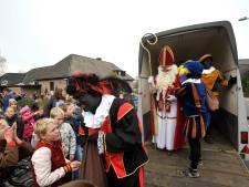 In de rest van Apeldoorn blijft Piet 'gewoon' zwart