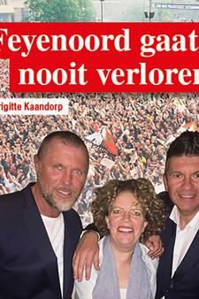 'Feyenoordlied Brigitte Kaandorp bezorgde meteen kippenvel'