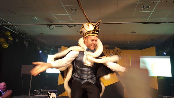 Bernard Brands uit Neerlangel is de nieuwe stadsprins van Pomperstad.