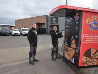 Ook Lokeren heeft nu een Pizzazoid: in Dijkstraat serveert automaat je pizza in handvol minuten