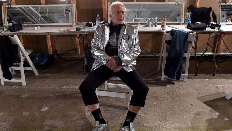 Buzz Aldrin Beeld getty