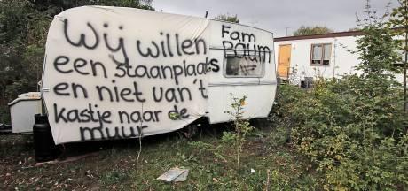 Het gelijk van de protesterende woonwagenbewoners