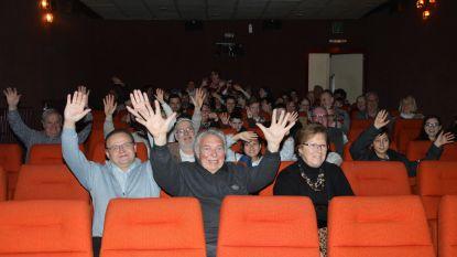 Facebookgroep 'Ge Zijt Van Ninove Als Ge...' op bezoek bij 100-jarige Cinema Central