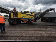 A2 tussen knooppunten Holendrecht en Amstel weer open