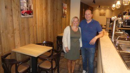 """Wendy en Nico toveren La Luna om tot Brasserie Torck: """"Een knipoog naar het industriële verleden van Deinze"""""""