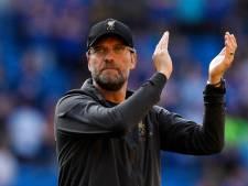 Klopp geloofde niet in winst United: 'Daar is City veel te goed voor'