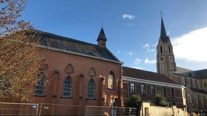 Verwarming in Sint-Amandskerk kapot: misvieringen in kapel