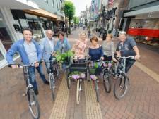 Fietsen in Grotestraat Almelo: meer positieve dan negatieve reacties
