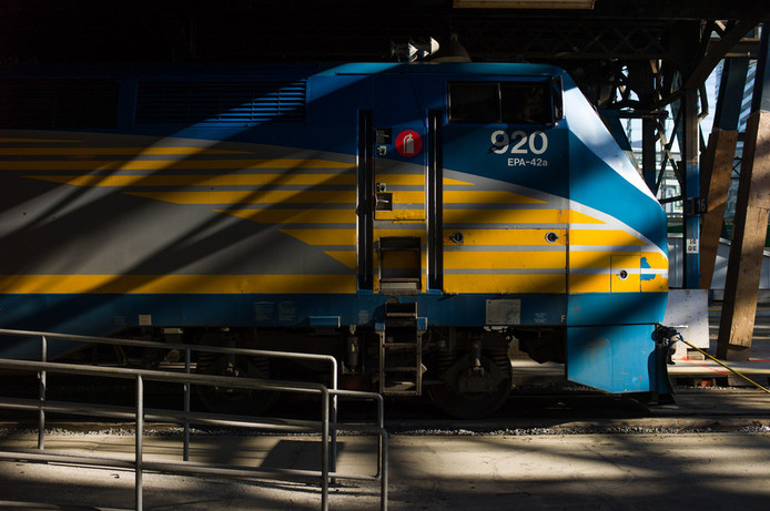De twee terreurverdachten hadden plannen om een trein van VIA Rail op te blazen.