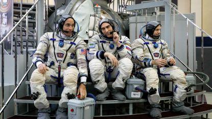 Hoe voorkomt NASA dat astronauten in het ISS besmet worden met het coronavirus?