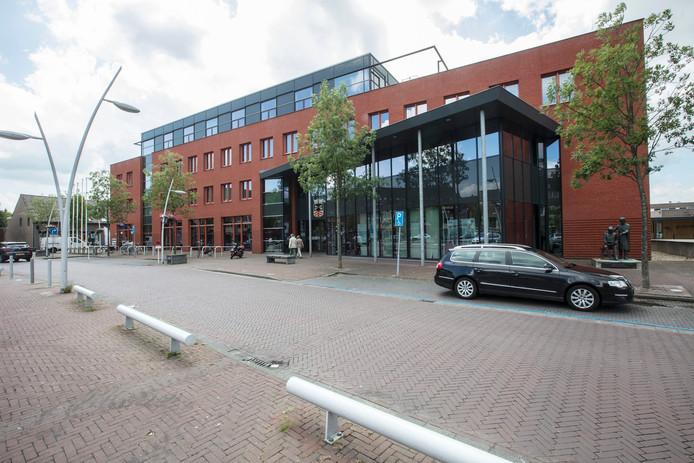 Het Bladelse gemeentehuis