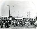 De feestelijke heropening van Vorstengrafdonk, na de renovatie in 1976