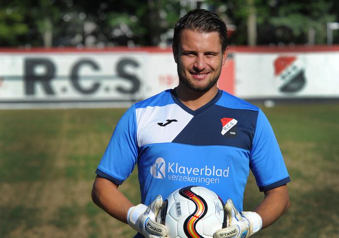 Tim Blind, keeper van RCS.