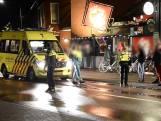 Man rijdt met auto in op cafébezoekers in Rijsbergen en vlucht
