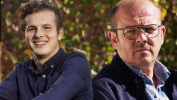 """Bart Van Avermaet en zoon Fiel: """"Als het na een hittegolf begint te gieten, gaan wij in ons blootje in de tuin staan"""""""