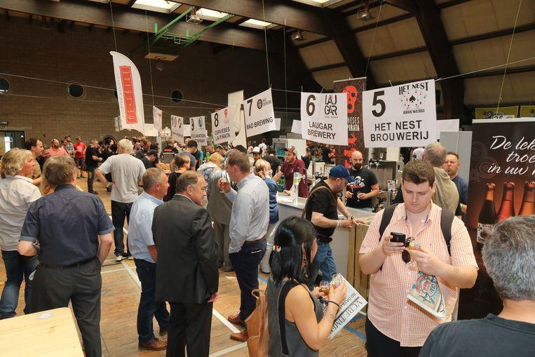 Archiefbeeld Vleteren Craft Beer Festival 2017