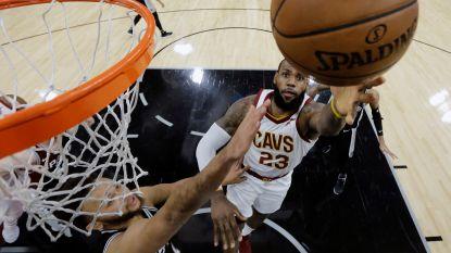 LeBron James als zevende speler over magische grens van 30.000 punten