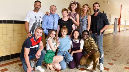 IN BEELD. Vlaamse 'High School Musical' in première