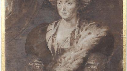 Onderzoekers vinden unieke tekening Rubens