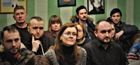 Russen willen buurland inlijven, zo gaat Wit-Rusland in verzet